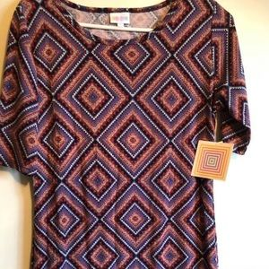 Lularoe Julia NWT medium